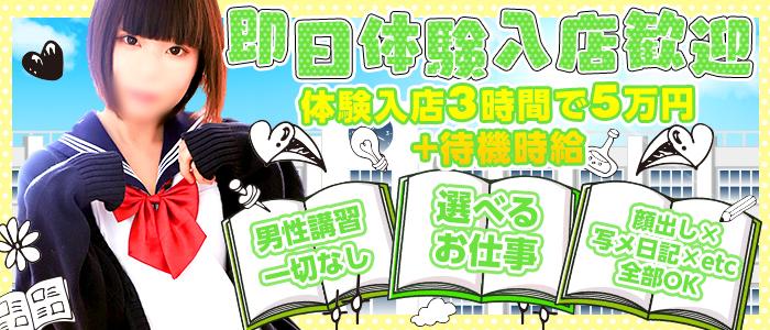 私立にじいろ女学園~横浜校~の体験入店求人画像