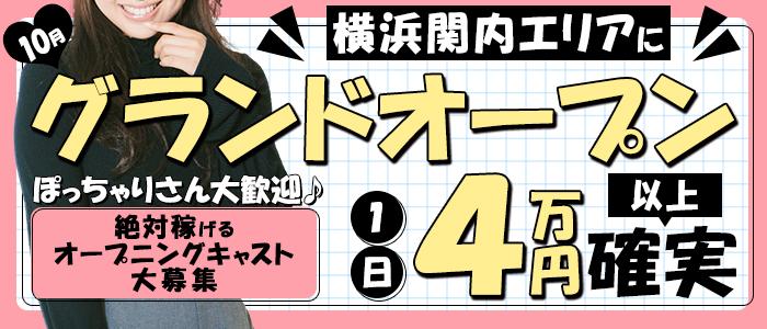 巨乳専科ノーブラボイン横浜関内の体験入店求人画像