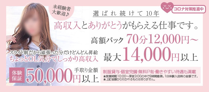 淫乱OL派遣商社 斉藤商事の求人画像