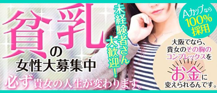 大阪貧乳倶楽部の未経験求人画像