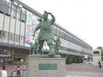 岡山駅から徒歩5分!