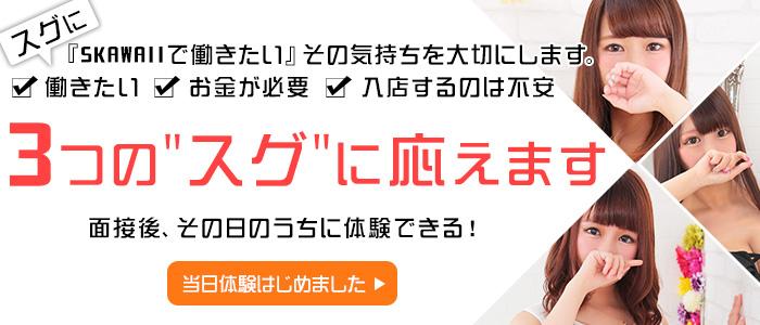 体験入店・Skawaii(エスカワ)大阪店