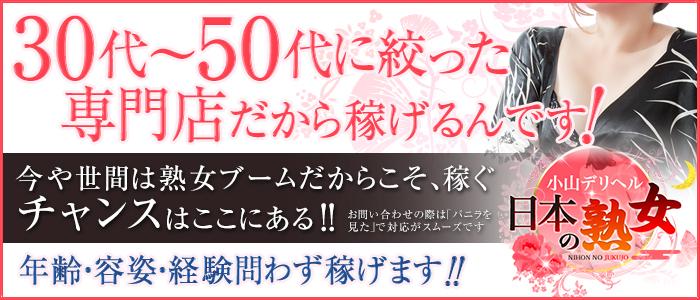 体験入店・小山デリヘル日本の熟女