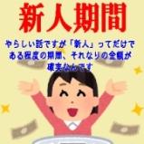 『未経験期間にガッチリ荒稼ぎ!』