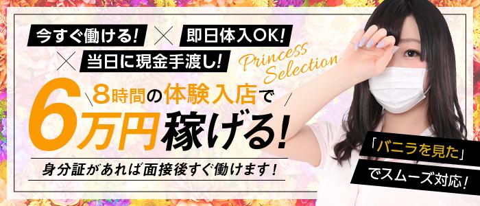 体験入店・プリンセスセレクション金沢店