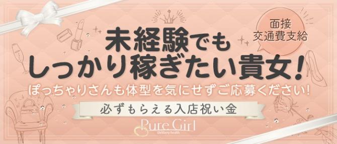 ピュアガール(Pure Girl)のぽっちゃり求人画像