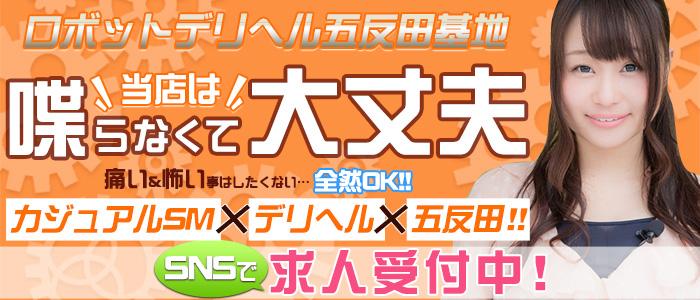 ロボットデリヘル 五反田基地