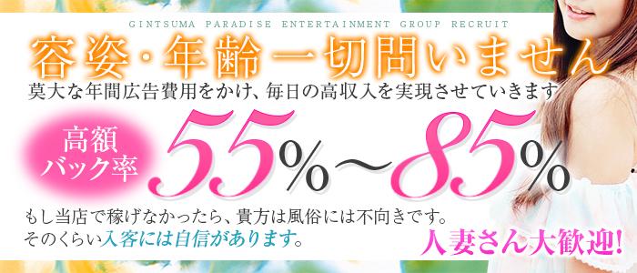 ギン妻パラダイス 堺東店の求人情報
