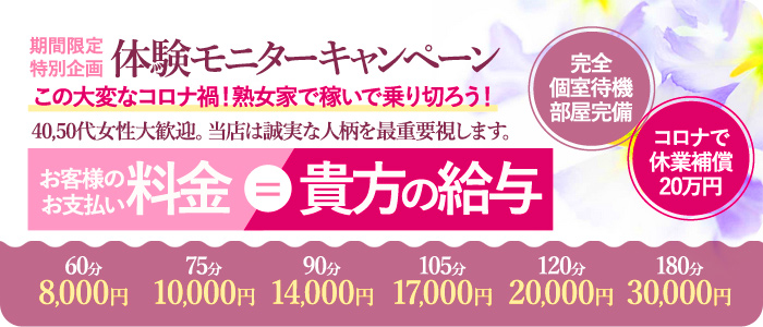 熟女家堺東店の求人画像