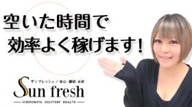 サンフレッシュの求人動画