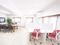 事務所と待機室は人気の麻布十番!駅から徒歩1分の好立地です。