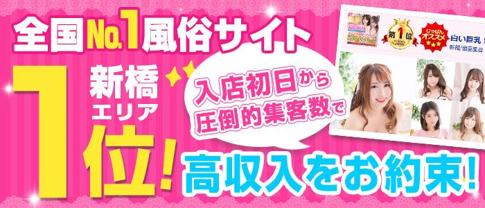 白い巨乳 新橋店(秋コスグループ)の体験入店求人画像