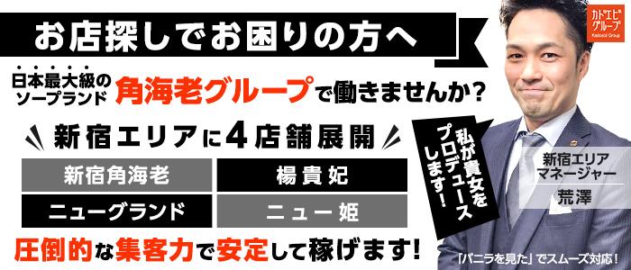 角海老グループ 新宿エリアの求人画像
