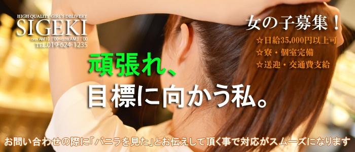 SIGEKI北上店の求人画像