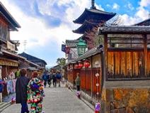 観光気分で京都へ出稼ぎ♪