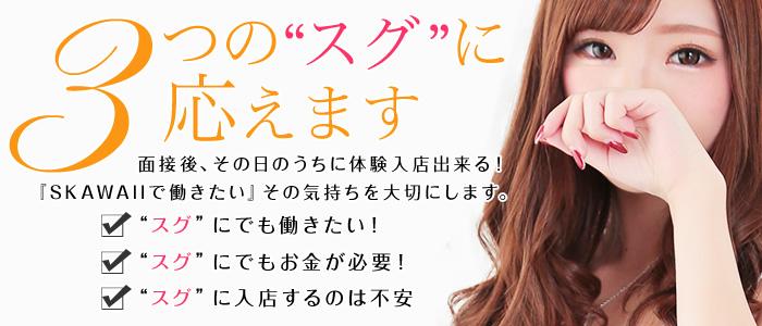 体験入店・Skawaii(エスカワ)道頓堀店
