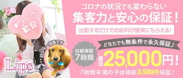 LIPS札幌(リップス札幌)の求人画像