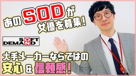 ソフト・オン・デマンド (株)のスタッフによるお仕事紹介動画