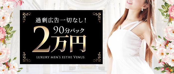 高級メンズエステ Venusの求人画像