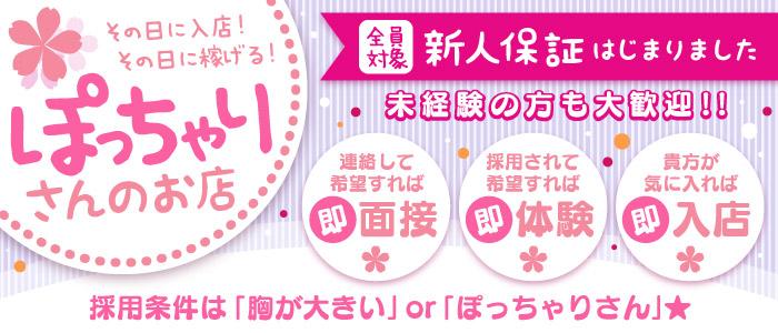 ぷっちょぽっちょボーイング(札幌ハレ系)の体験入店求人画像