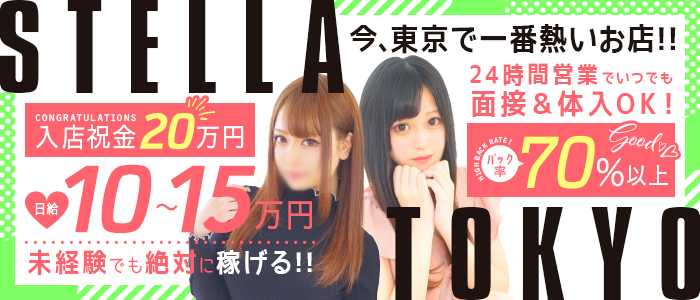STELLA TOKYO ~ステラ東京~の未経験求人画像