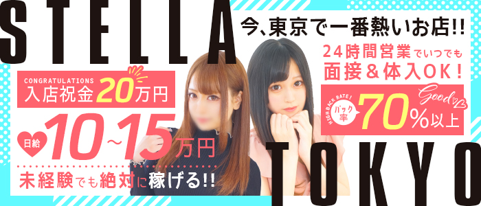 STELLA TOKYO ~ステラ東京~の体験入店求人画像