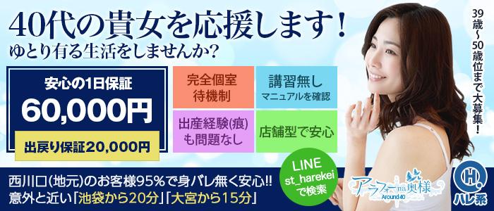 体験入店・アラフォーna奥様 (埼玉ハレ系)