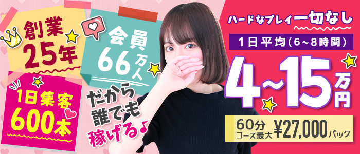 東京リップ 立川店(旧:立川Lip)の求人画像