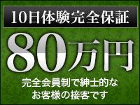 10日間で80万円保証!
