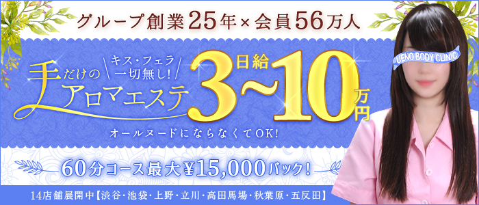上野ボディクリニック U.B.C