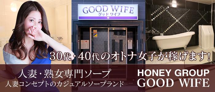 グッドワイフの人妻・熟女求人画像