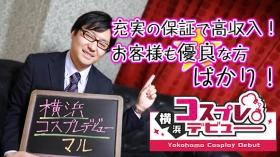 横浜コスプレデビュー(シンデレラグループ)のバニキシャ(スタッフ)動画