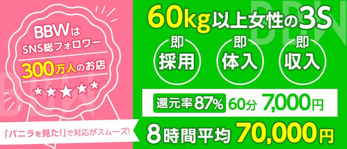 BBW 横浜店の求人画像