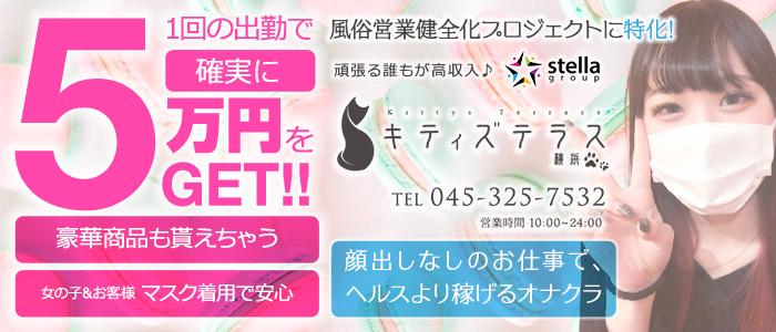 キティーズテラス横浜店(ステラグループ)の体験入店求人画像