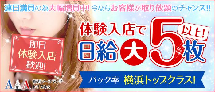 体験入店・横浜AAA