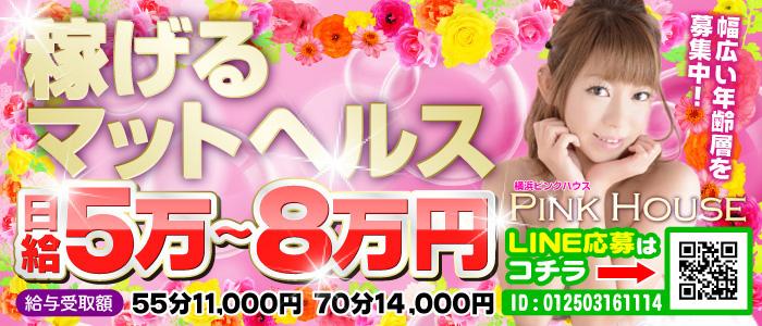 体験入店・PINK HOUSE(ミクシーグループ)