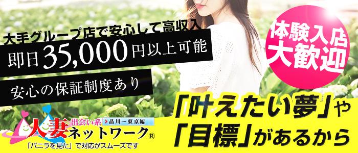 人妻ネットワーク 品川~東京編の求人画像