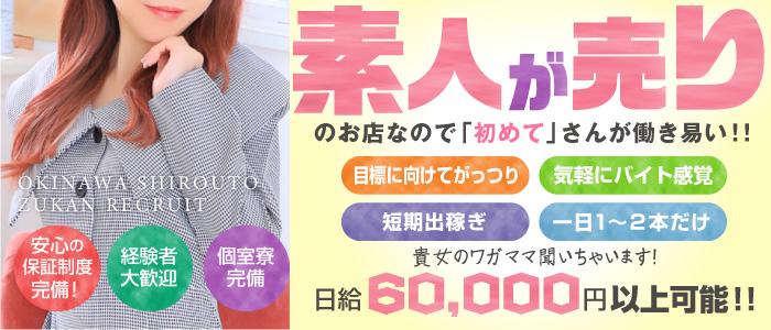 沖縄素人図鑑の体験入店求人画像